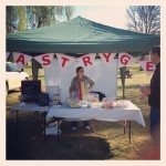 The First Market Stall!